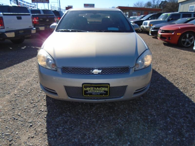 Chevrolet Impala 2012 price $4,495