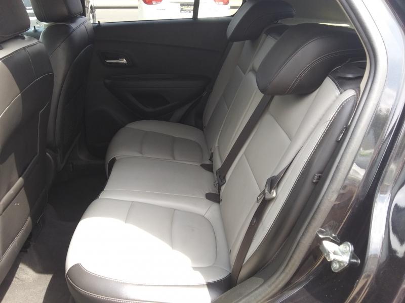 Chevrolet Trax 2015 price $9,995