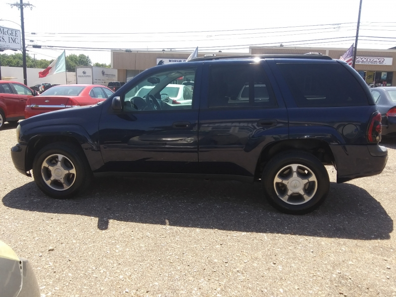 Chevrolet TrailBlazer 2007 price $3,995
