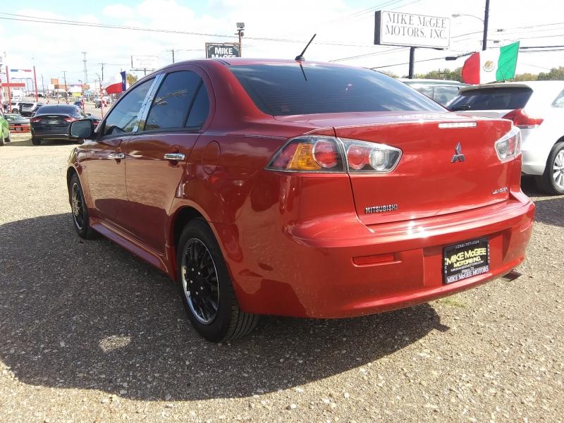 Mitsubishi Lancer 2014 price $6,995