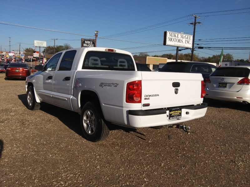 Dodge Dakota 2006 price $6,995