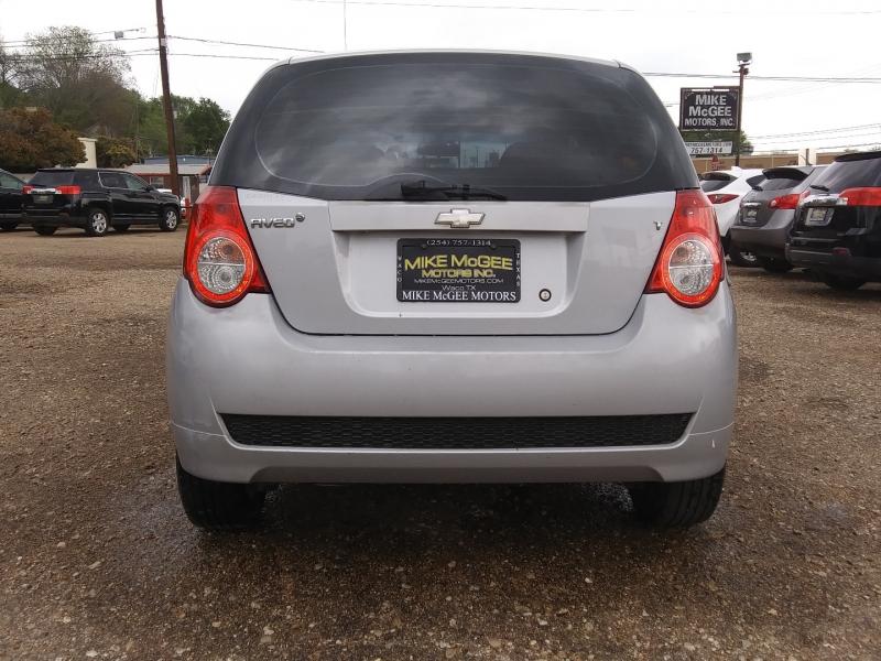 Chevrolet Aveo 2009 price $2,995