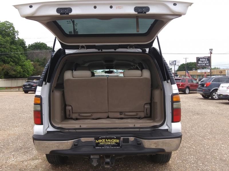 Chevrolet Tahoe 2004 price $5,995