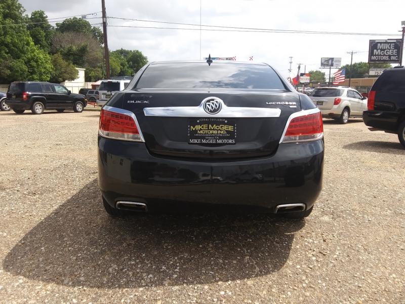 Buick LaCrosse 2011 price $4,995