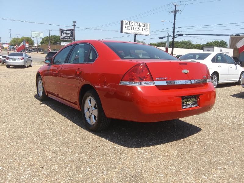 Chevrolet Impala 2010 price $3,995