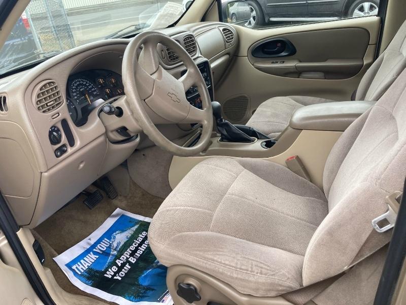 Chevrolet TrailBlazer 2004 price $3,595