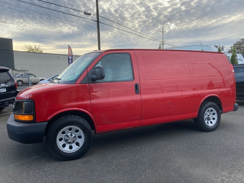 Chevrolet Express Cargo Van 2010 price $7,995