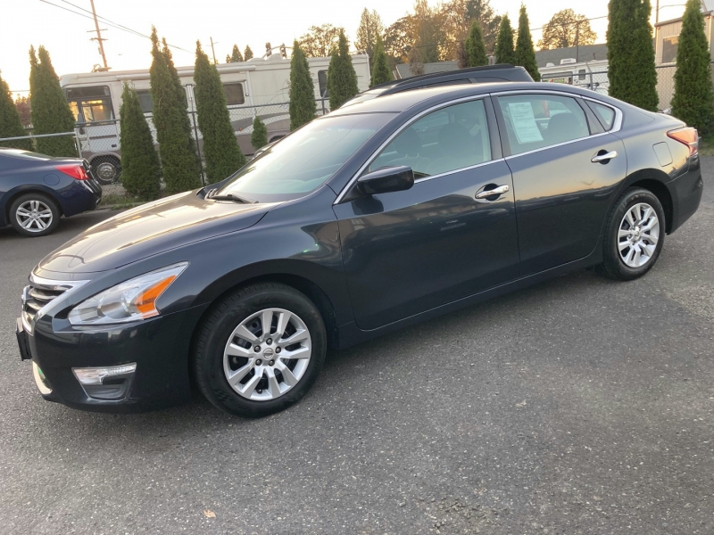 Nissan Altima 2013 price $8,495
