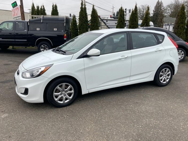 Hyundai Accent 2013 price $6,895
