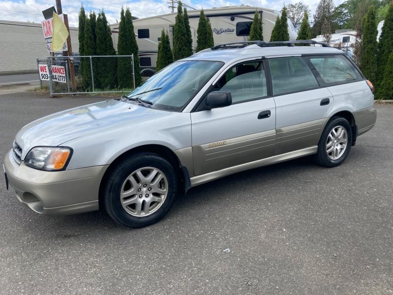 Subaru Legacy Wagon 2003 price $4,495