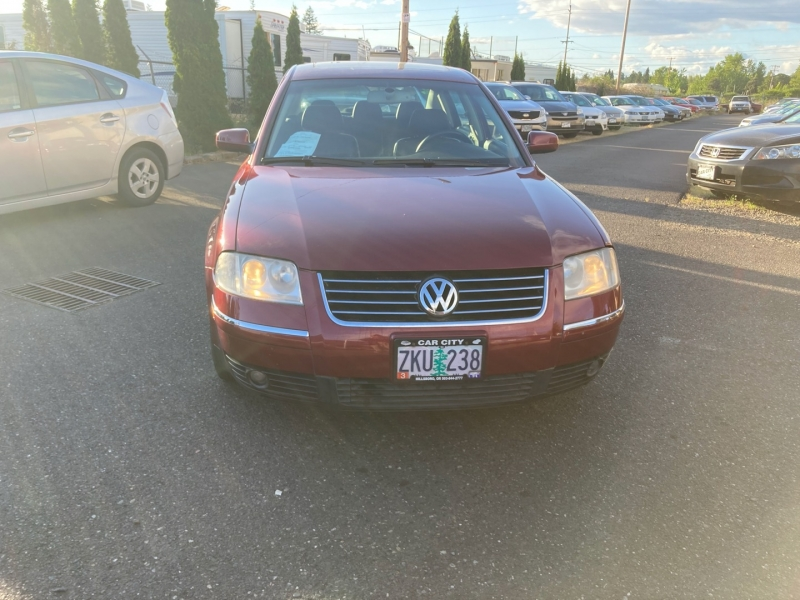 2003 Volkswagen Passat 4dr Sdn GLX V6 Auto*Clean title *Run&Drive Great*sun roof*leader*nice tire*Pa