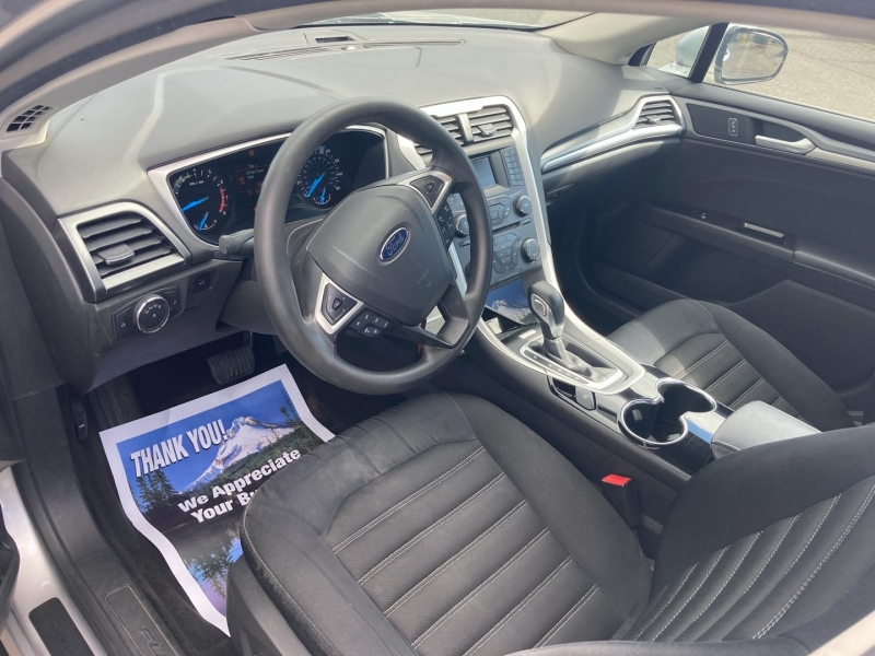 Ford Fusion 2015 price $8,395