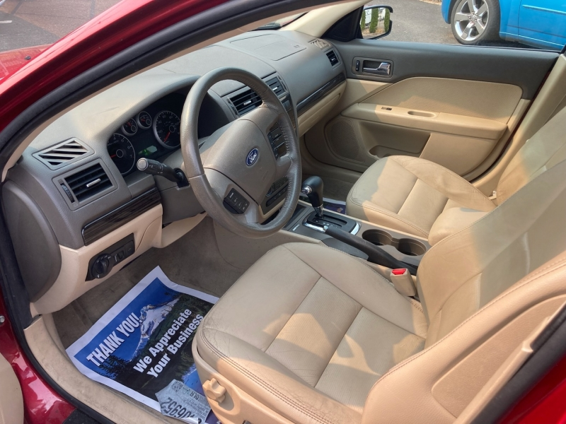 Ford Fusion 2008 price $5,995