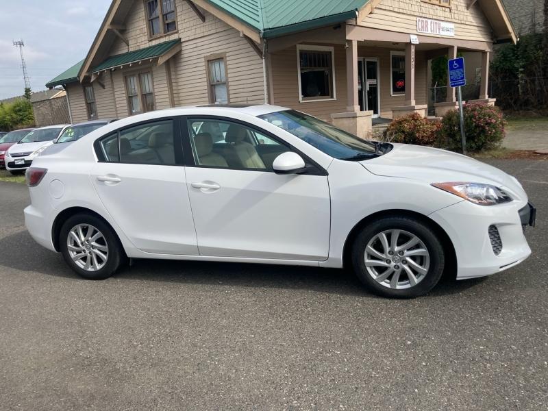 Mazda Mazda3 2012 price $6,795