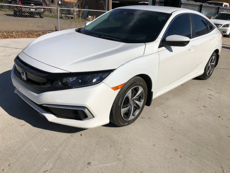 Honda Civic Sedan 2019 price $18,995