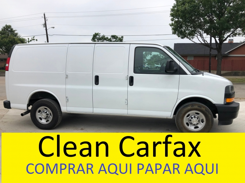 Chevrolet Express Cargo Van 2018 price $19,995