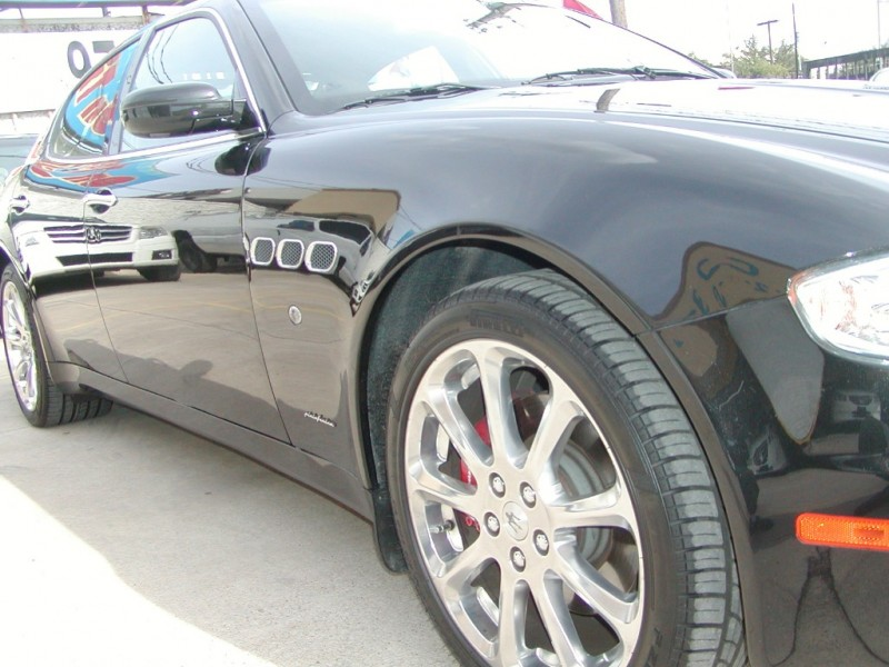 Maserati Quattroporte 2007 price $27,995