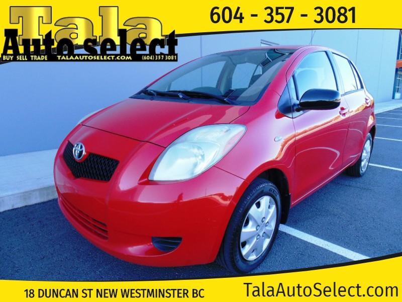 Toyota Yaris 2006 price $2,995