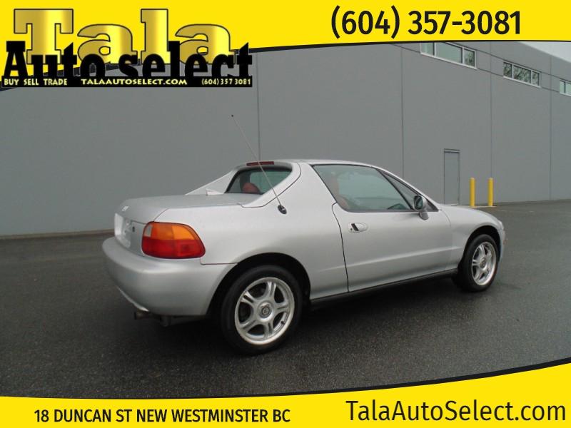 Honda del Sol 1997 price $2,995