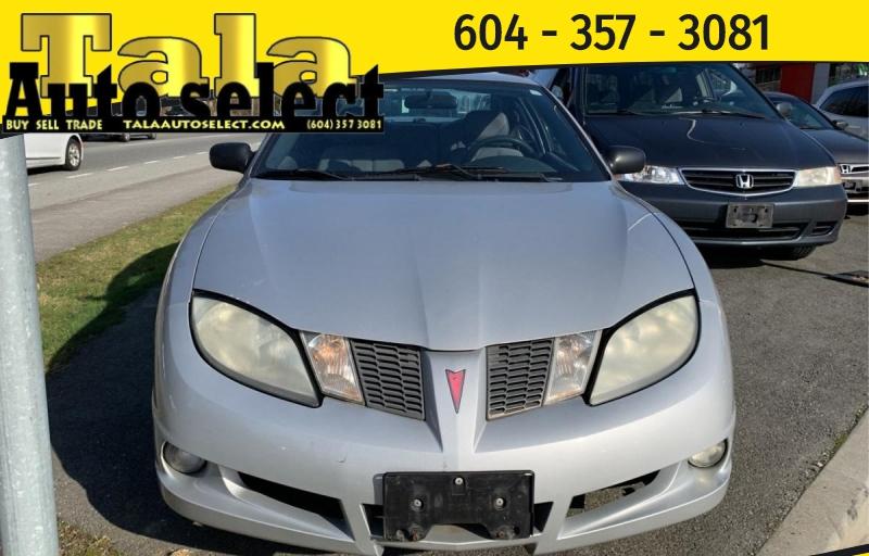 Pontiac Sunfire 2004 price $1,488