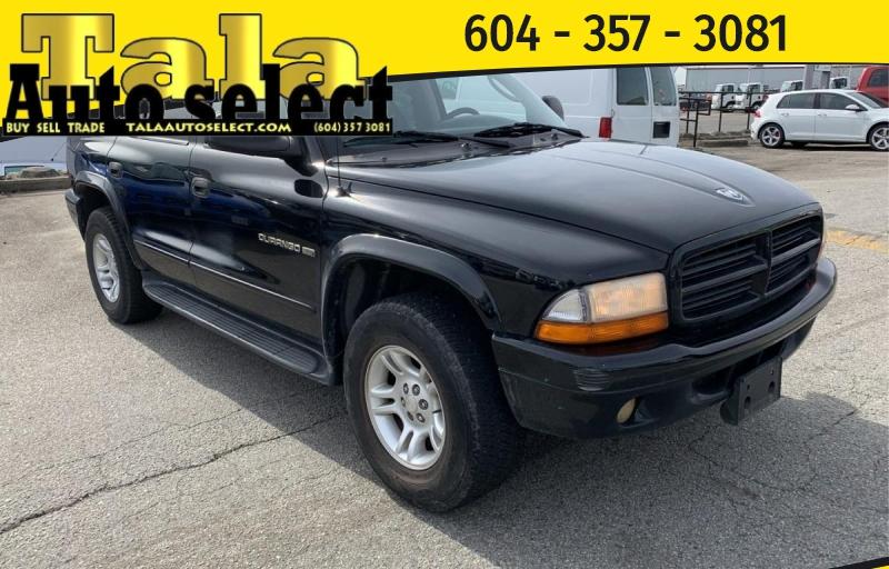 Dodge Durango 2001 price $2,995