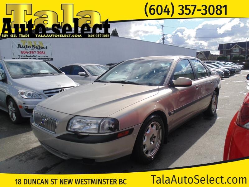Volvo S 80 2001 price $2,500