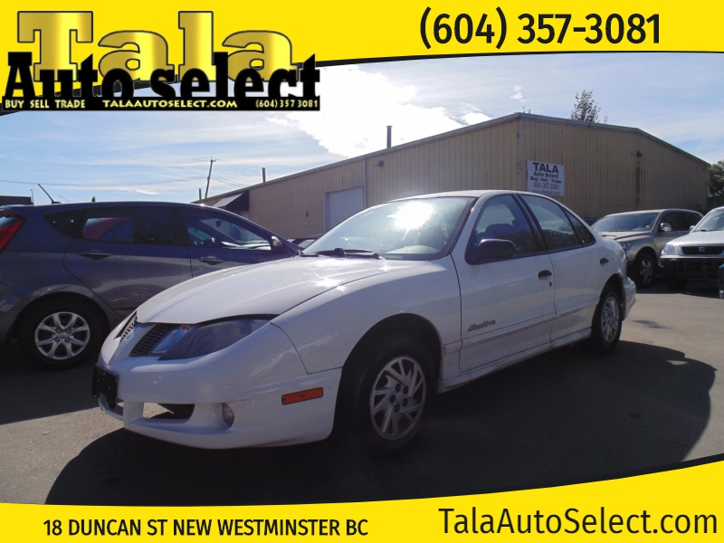 Pontiac Sunfire 2005 price $1,500