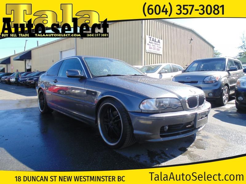 BMW 325Ci 2002 price $4,888