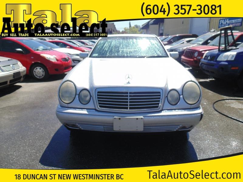 Mercedes-Benz E320 1996 price $3,500