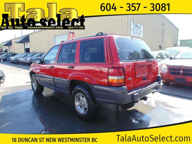 Jeep Grand Cherokee 1997 price $1,888