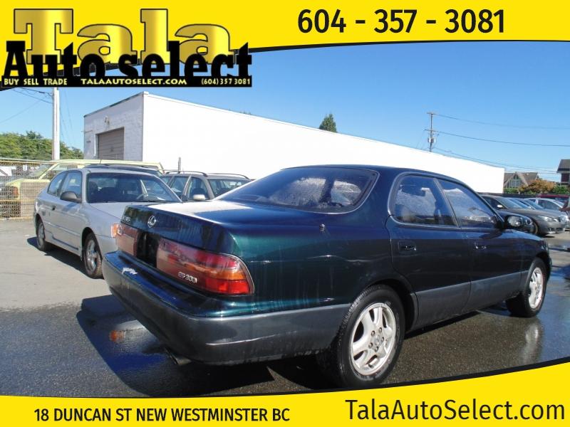 Lexus ES 300 1992 price $1,888