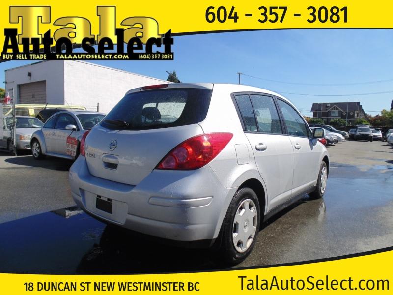 Nissan Versa 2008 price $2,850