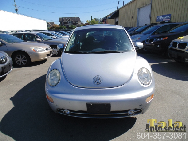 Volkswagen New Beetle 2002 price $2,500