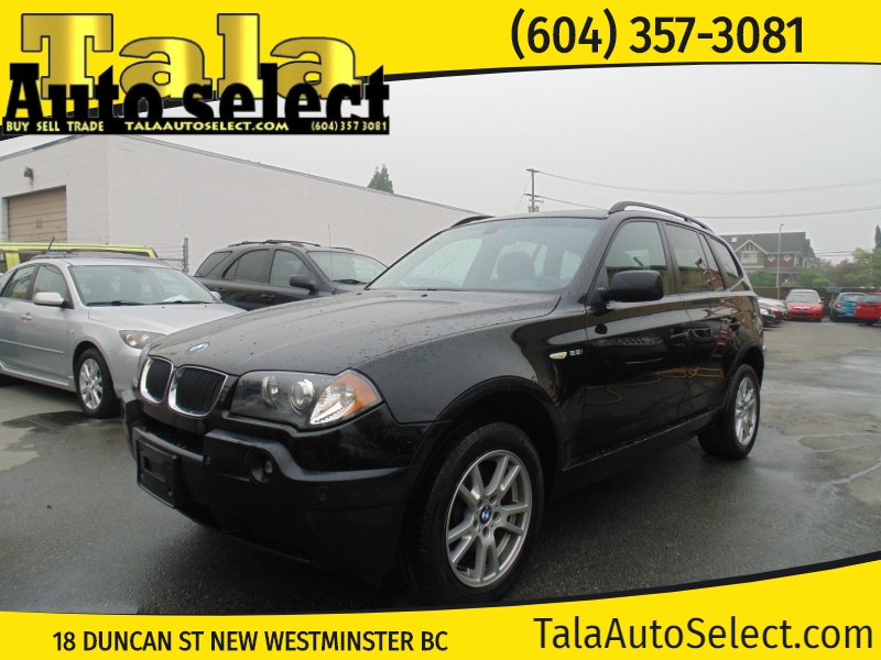 BMW X3 2005 price $5,888