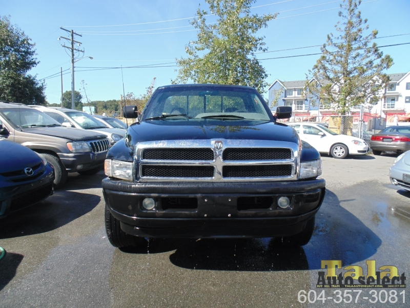 Dodge Ram 1500 1996 price $2,888