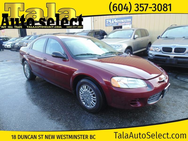 Chrysler Sebring 2002 price $1,888