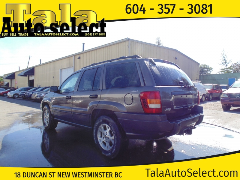 Jeep Grand Cherokee 1999 price $2,995