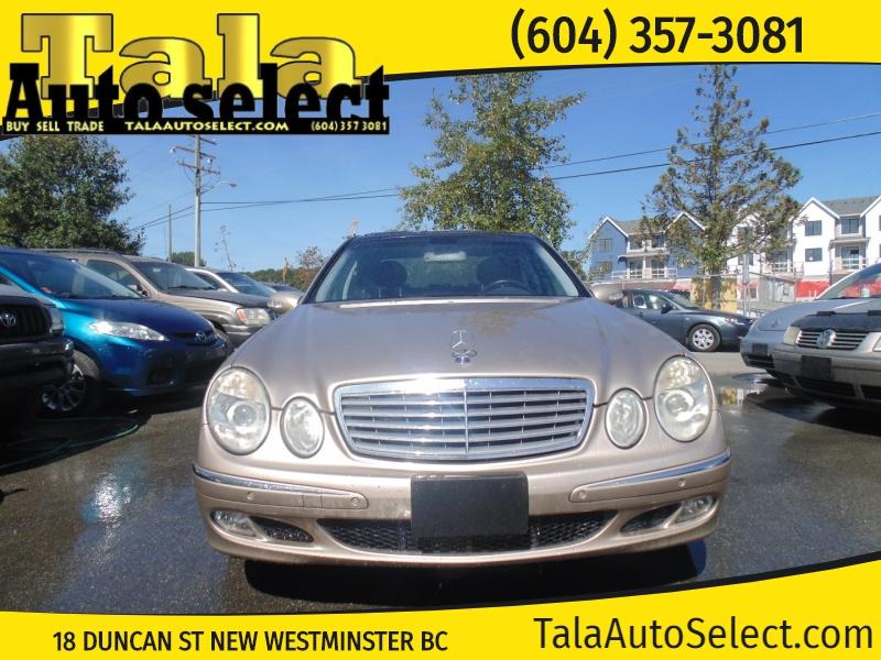 Mercedes-Benz E320 2005 price $5,995