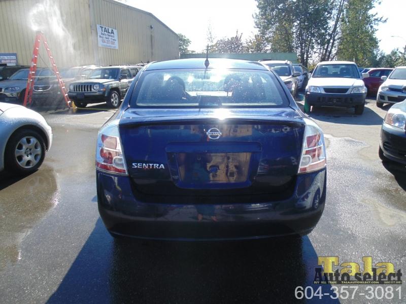 Nissan Sentra 2008 price $2,500