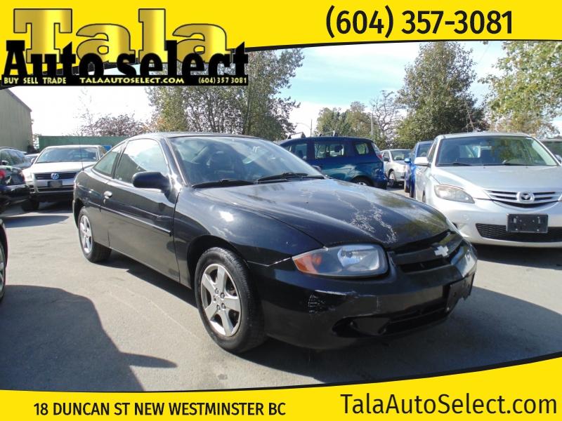 Chevrolet Cavalier 2003 price $1,250