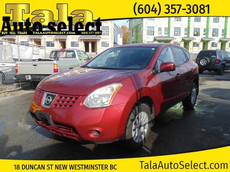 Nissan Rogue 2009 price $4,888