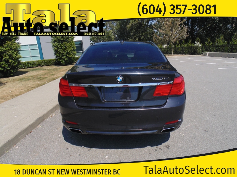 BMW 750LI 2012 price $18,888