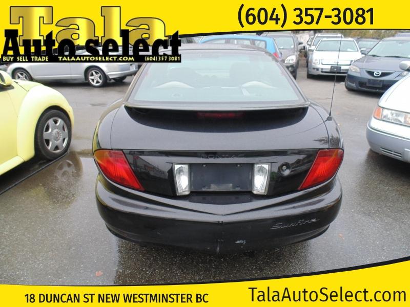 Pontiac Sunfire 2004 price $1,850