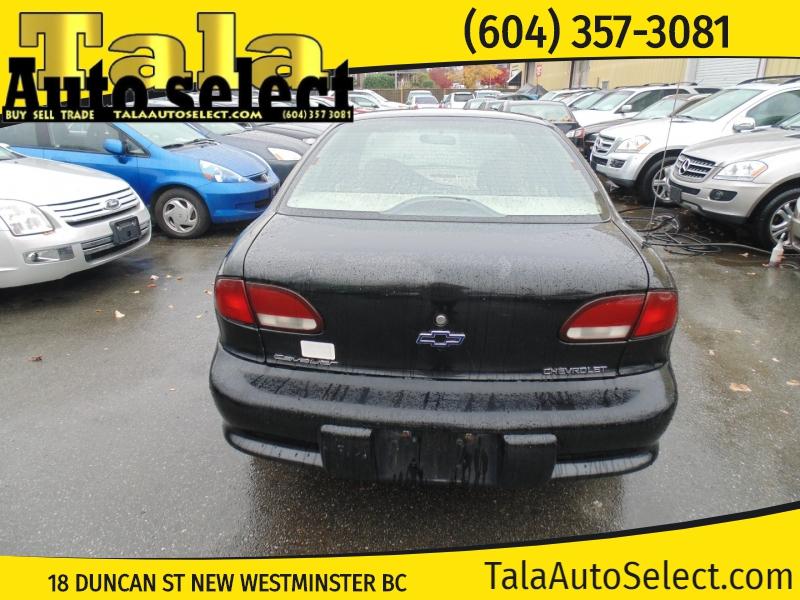Chevrolet Cavalier 1998 price $850