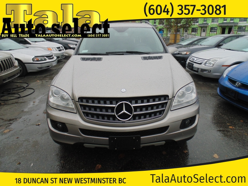 Mercedes-Benz ML320 CDI 2008 price $11,888