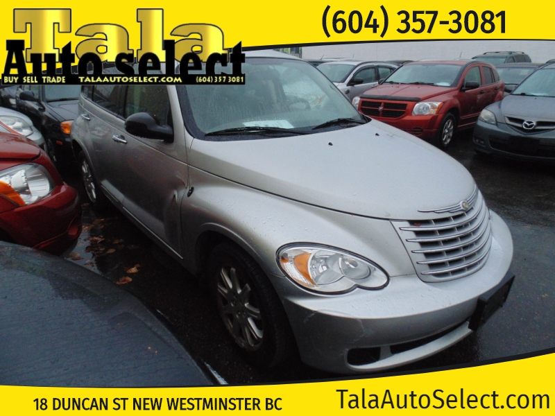 Chrysler PT Cruiser 2007 price $2,850