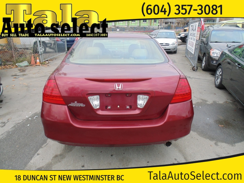 Honda Accord 2006 price $6,995