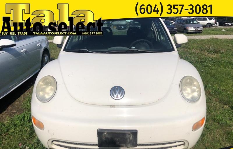 Volkswagen New Beetle 1998 price $1,650