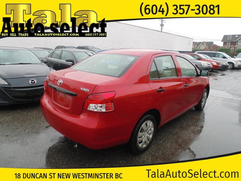 Toyota Yaris 2007 price $3,995