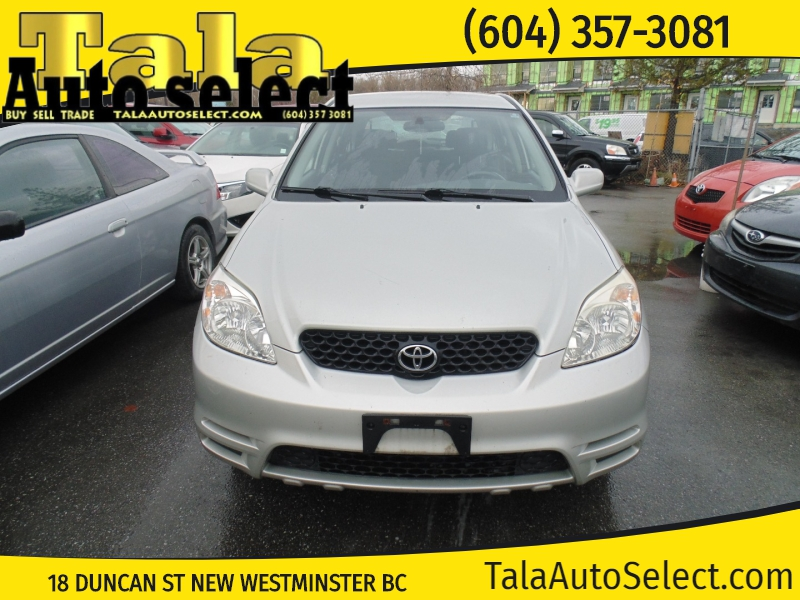 Toyota Matrix 2003 price $3,995